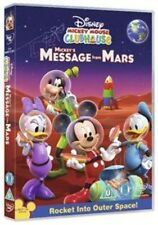 Mickey Mouse Clubhouse: Mickey's Message from Mars - DVD Region 2