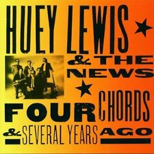 Huey Lewis & the News - Four Chords & Several Years Ago / ELEKTRA CD 1994