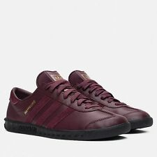 adidas hamburg maroon leather UK10 BNIB