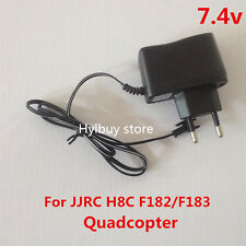 7.4v battery charger power adapter for JJRC H8C Quadcopter F182 F183 FPV Drone