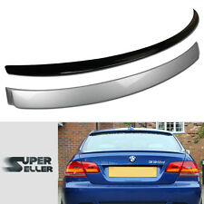 PAINTED COMBO BMW E92 A ROOF & M3 TYPE TRUNK BOOT SPOILER COUPE 2D 318i 323i 330