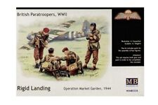 MasterBox MB3534 1/35 British Paratroopers, WWII Rigid Landing 1944