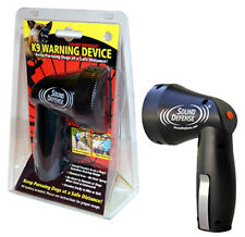 Aggressive Dog Deterrent / Dog Repeller - Sound Defense K9 Warning Device