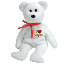 TY Beanie Baby - JAPAN the Bear (I Love Japan - Asia-Pacific Exclusive) (8.5 in)