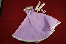 Discover the World with Barbie,Austria lilac ballgown , evening gloves, headband