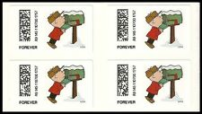US A Charlie Brown Christmas Vended ATM forever block MNH 2015