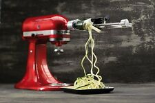 Kitchenaid Spiralizer Attachment (Peel, Core and Slice) for Stand Mixers
