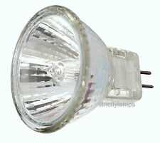 10 MR11 20w Halogen Bulbs Spot Lamp 12v FREE deliverey