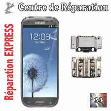 Réparation connecteur charge I9300 galaxy s3 / micro soudure repair micro usb
