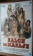 Used - Cartel de Cine  SALON DE MASAJE  Vintage Movie Film Poster - Usado
