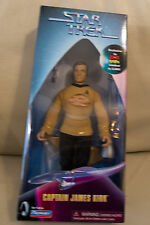 "STAR TREK PLAYMATES 9"" ACTION FIGURE KIRK from AMOK TIME. MOB NEW IN EUROPE!"