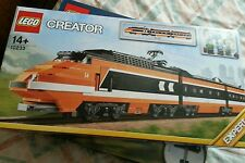 Lego Creator 10233 Horizon Express train new sealed retired 1351 pieces