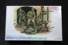 YK018 DRAGON 1/35 maquette figurine 6005 German Fallschirmjager (Monte Cassino)