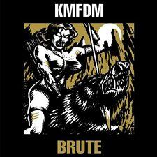 "KMFDM Brute 12"" VINYL 2014 LTD.500"