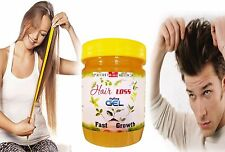 Hair Styling Gel for Hair Loss Treatment - Water Soluble High Sheen Medium Hold