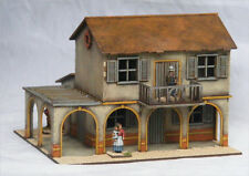 Old west cowboy bâtiment hacienda A009 25mm, 28mm terrain