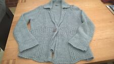 Ladies Marks and Spencer Mohair Mix Casual Cardigan