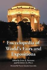 Encyclopedia of World's Fairs and Expositions, Foreword by Vicente González Losc