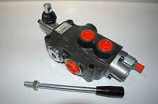 Hydraulikventil Monoblock Holzspalter Ventil 1-fach 80 Liter/Minute 1 x DW