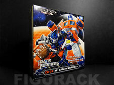 Transformers - Chronicle G1 & Movie Commander Convoy Optimus 2 Pack Set (Takara)