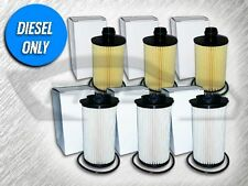 3 OIL & 3 FUEL FILTERS KIT FOR 2014 2015 2016 RAM 1500 3.0L TURBO DIESEL ONLY