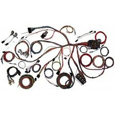1967 1968 MUSTANG CLASSIC UPDATE AMERICAN AUTOWIRE WIRING HARNESS KIT 510055
