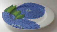 Iittala Marimekko Primavera Finnish Blue Plate Design Maija Isola Finland