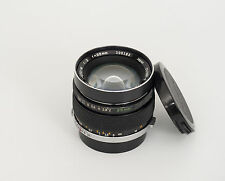 Olympus OM Zuiko 35mm f/2 MC Auto W Top Optical Conditions FWO Tested!