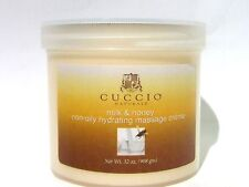 CUCCIO Naturale Cuccio Milk & Honey Massage Creme 26oz