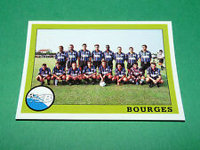 N°308 EQUIPE TEAM FC BOURGES FCB D2 PANINI FOOT 94 FOOTBALL 1993-1994