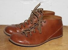 EUC CYDWOQ Cliff Dweller California Football Womens Handmade Ankle Boots Shoes