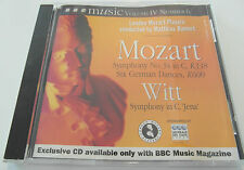 BBC Music - Mozart Symphony No 34. Six German Dances (CD Album) Used Very Good