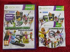 SPORTS ISLAND FREEDOM - Microsoft Xbox 360 ~PAL~12+ Kinect Required!