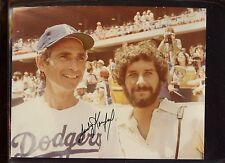 Sandy Koufax Los Angeles Dodgers Old Timers Day Photo Autographed Hologram