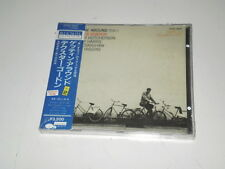DEXTER GORDON - GETTIN' AROUND plus two - JAPAN CD W/OBI 1988 - NEW! SEALED!