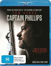 Captain Phillips : NEW Blu-Ray