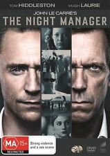 BRAND NEW The Night Manager The Complete Series Season 1 John Le Carre SEALED R4