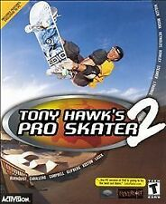 Tony Hawk's Pro Skater 2 (PC, 2000)