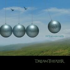 DREAM THEATER - OCTAVARIUM 2 VINYL LP NEU