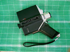 VINTAGE Black POLAROID Polavision Land Camera w- Zoom & Focus Austria AS-IS