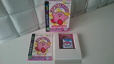 Kirby Tilt 'n' Tumble - Nintendo GameBoy Color - Complet JAP - GBC