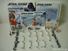 LEGO 3866 Jeu de société Star Wars Battle of Hoth [ Complet ]