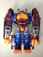 PROTOTYPE Transformers Beast Wars OPTIMAL OPTIMUS electronic - Metalized