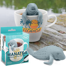 *NEW* Novelty MANATEA Manatee Shaped TEA INFUSER by FRED & Friends