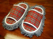Cleaning Slippers, perfect for wood, tile floors. Dust or clean the floor