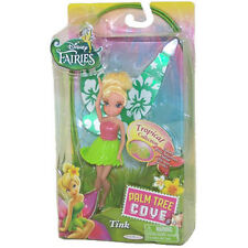 Disney Fairies - Tropical Collection Doll - TINK (Palm Tree Cove - 5 inch) - New