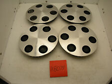 Lot of 4 OEM 92-99 Chevy Tahoe truck 15650315 Wheel Center Caps Hubcaps
