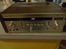 Vintage Superscope A-260 Stereo Integrated Amplifier POWERS UP UNTESTED