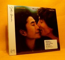 NEW SEALED CD John Lennon Yoko Ono Milk And Honey Remastered DigiPack 12TR 2010