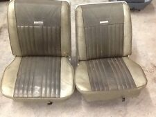 66 67 Ford Fairlane Comet Original Bucket Seats GT GTA with Tracks